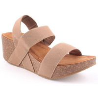 Sapatos Mulher Sandálias Lapierce L Slipper BIO Camel