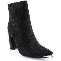 Sapatos Mulher Botins Lapierce L Ankle boots Preto