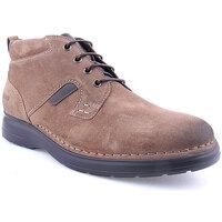 Sapatos Homem Botas baixas Eurovilde M Boot CASUAL Taupe