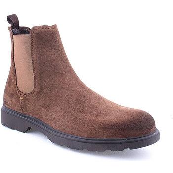 Sapatos Homem Botas baixas Eurovilde M Boot CASUAL Castanho