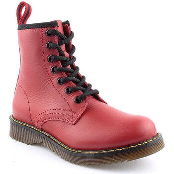 Sapatos Criança Botas Flaj K Boots Military Vermelho
