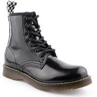 Sapatos Criança Botas Flaj K Boots Military Preto