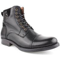 Sapatos Homem Botas baixas Jv Shoes M Boot Man Preto