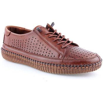 Sapatos Mulher Sapatos Bracci L Shoes Sporty Camel