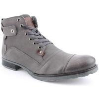 Sapatos Homem Botas baixas Invinci M Boot CASUAL Cinza