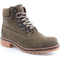 Sapatos Mulher Botas baixas Bc L Boot Mountain KAKI