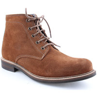 Sapatos Mulher Botas baixas Bc L Ankle boots CASUAL Camel