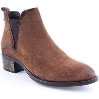 Sapatos Mulher Botins Oii! L Ankle boots Taupe