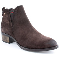 Sapatos Mulher Botins Oii! L Ankle boots CASUAL Castanho