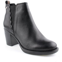 Sapatos Mulher Botins Oii! L Ankle boots CASUAL Preto