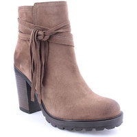 Sapatos Mulher Botins Oii! L Boot Lady Taupe