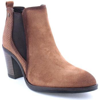 Sapatos Mulher Botins Oii! L Boot Lady Camel