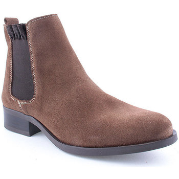 Sapatos Mulher Botins Laifshoes L Ankle boots CASUAL Taupe