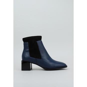 Sapatos Mulher Botins Sandra Fontan  Azul