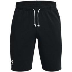 Textil Homem Shorts / Bermudas Under Armour Rival Terry Shorts Preto
