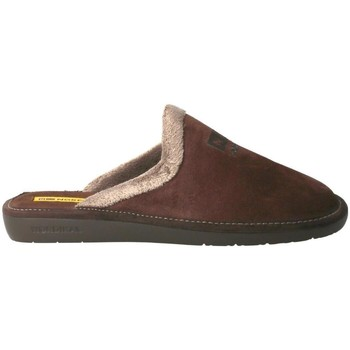 Sapatos Homem Chinelos Nordikas  Marrón
