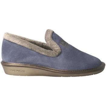 Sapatos Mulher Chinelos Nordikas  Azul