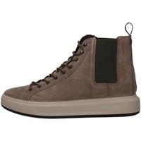 Sapatos Homem Sapatilhas de cano-alto IgI&CO 8128722 Cinza