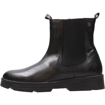Sapatos Rapaz Botas baixas Gioseppo - Beatles nero KIKUYU NERO