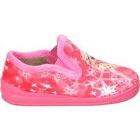 Sapatos Rapariga Chinelos Galdon Z. DE CASA  632 FROZEN NIÑA FUXIA Rose