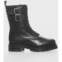 Sapatos Mulher Botas baixas Creator B-2655 Negro