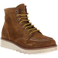 Sapatos Homem Botas baixas Docksteps TOBACCO OAKLAND 1726 Marrone