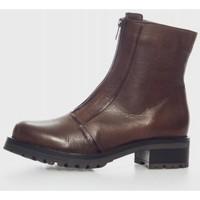 Sapatos Mulher Botins Creator B1377 Marrón