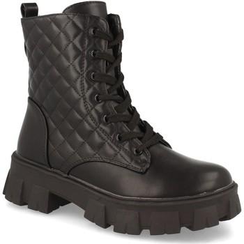 Sapatos Mulher Botas baixas Milaya 8S13 Negro