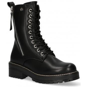 Sapatos Mulher Botas baixas Etika 55060 preto
