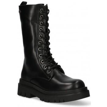 Sapatos Mulher Botas Etika 55064 preto