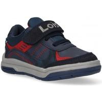 Sapatos Rapaz Sapatilhas Lois 58173 azul
