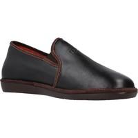Sapatos Homem Chinelos Nordikas 7517 Preto