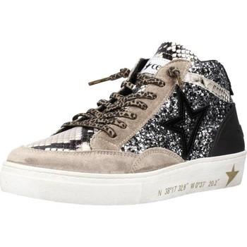 Sapatos Mulher Sapatilhas de cano-alto Cetti C1267ANTE Preto