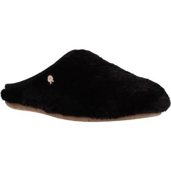 Sapatos Mulher Chinelos Hot Potatoes 60903G Preto