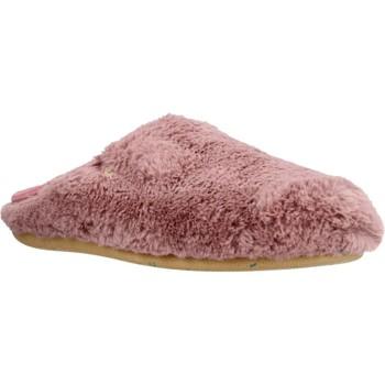Sapatos Mulher Chinelos Hot Potatoes 60903G Rosa