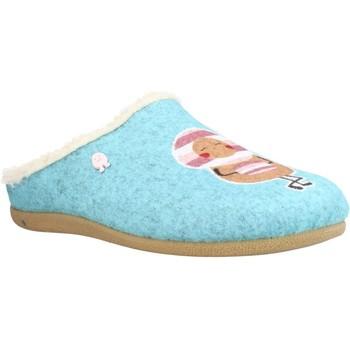Sapatos Rapariga Chinelos Hot Potatoes 64641G Azul