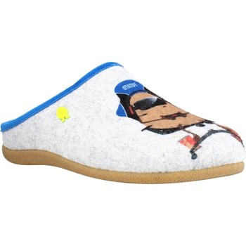 Sapatos Rapaz Chinelos Hot Potatoes 64644G Cinza