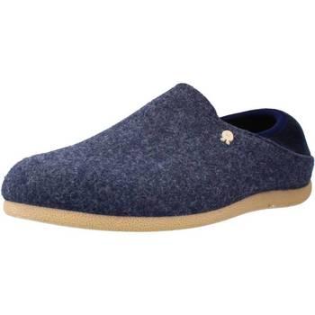 Sapatos Homem Chinelos Hot Potatoes 61073G Azul