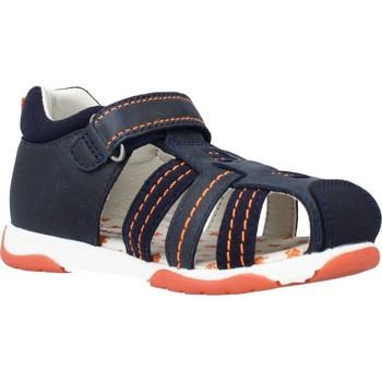 Sapatos Rapaz Sandálias Garvalin 212607 Azul