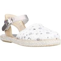 Sapatos Rapariga Alpargatas Conguitos LVS14543 Silver