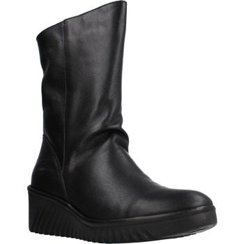 Sapatos Mulher Botins Fly London P501228000 Preto