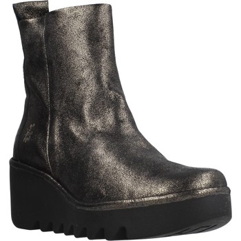 Sapatos Mulher Botins Fly London BALE250FLY Ouro