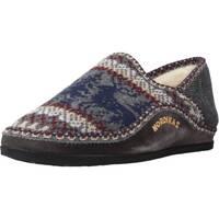 Sapatos Homem Chinelos Nordikas 3002 Cinza