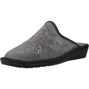 Sapatos Mulher Chinelos Nordikas 1747 8 Cinza