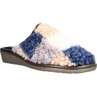 Sapatos Mulher Chinelos Nordikas NORY Azul