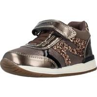 Sapatos Rapariga Sapatilhas de cano-alto Geox B RISHON GIRL Ouro