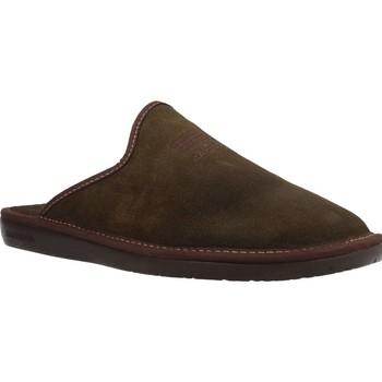 Sapatos Homem Chinelos Nordikas TOP LINE AFELPADO Verde
