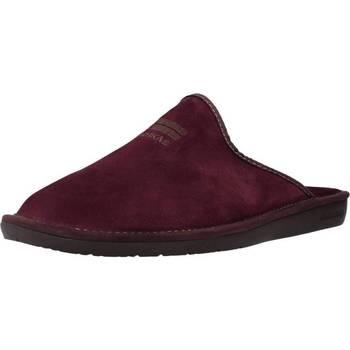 Sapatos Homem Chinelos Nordikas 236 Vermelho