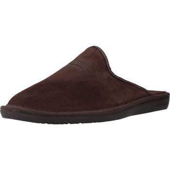 Sapatos Homem Chinelos Nordikas 236 Marron