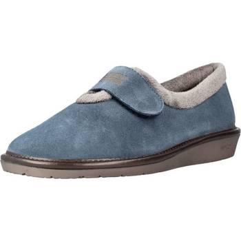 Sapatos Mulher Chinelos Nordikas 6348N Azul